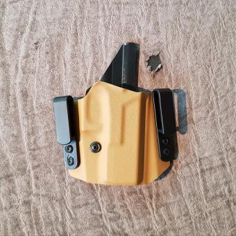 Holsterwerk FAST IWB Glock 19