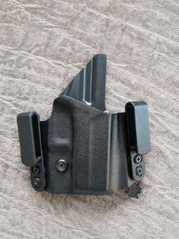 Holsterwerk FAST IWB Glock 43