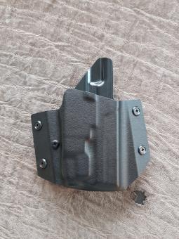 Holsterwerk FAST OWB P30 black