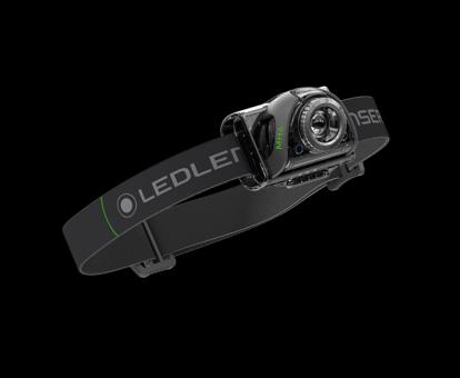 LEDLENSER Stirnlampe MH6