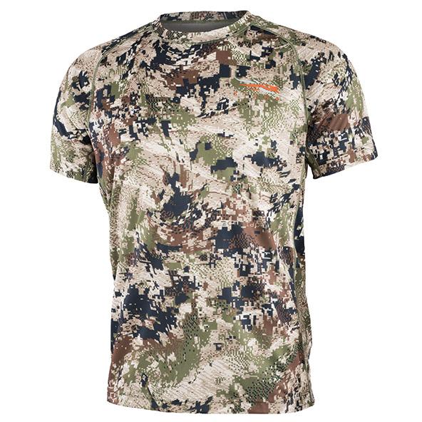 SITKA Core Crew Shirt SS L