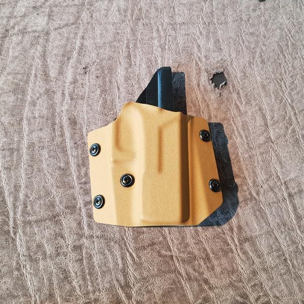 Holsterwerk FAST OWB Glock 19