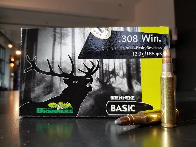 BRENNEKE Basic .308 Win