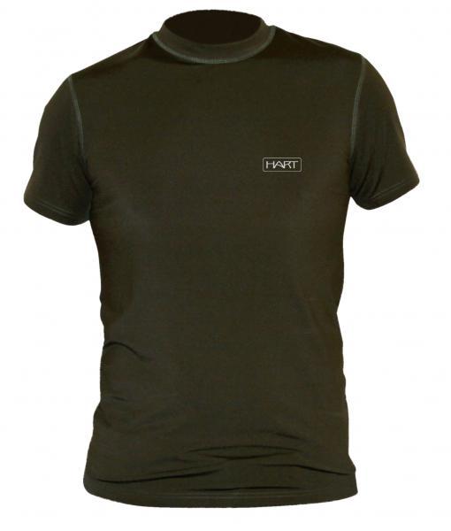 HART Shirt Aktiva-S Grün XL