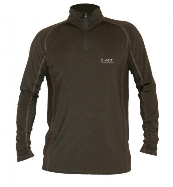 HART Shirt Aktiva-Z Grün M
