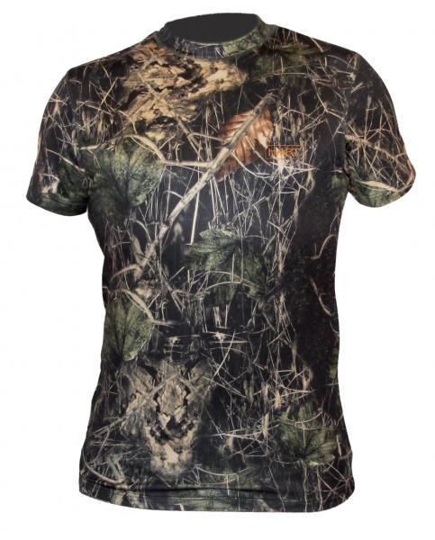 HART Shirt Aktiva-S Forest M