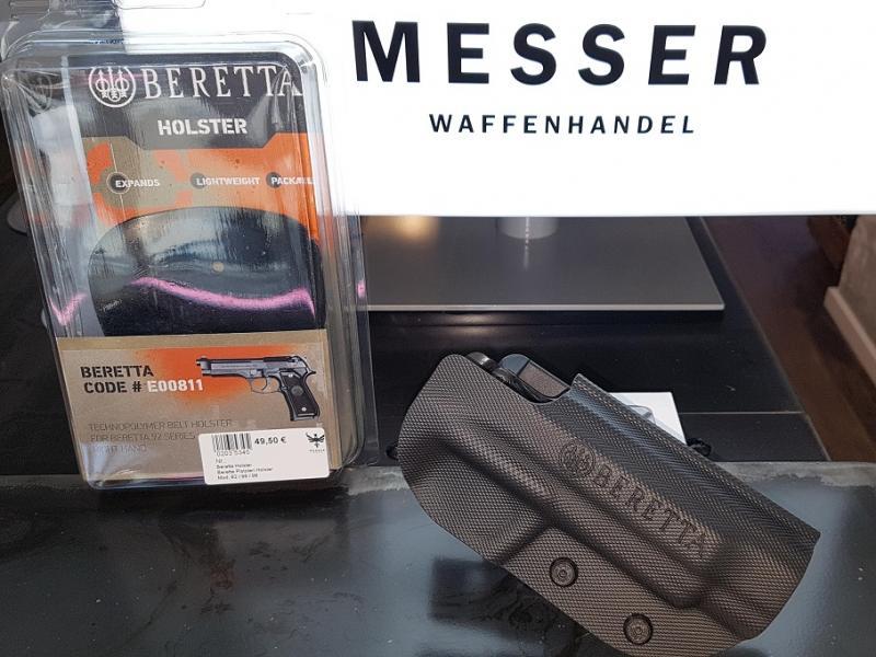 Beretta Pistolen Holster