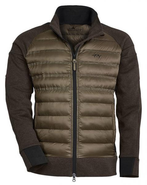BLASER Komfort Jacke XL | braun melange