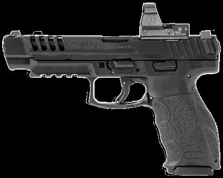 HK-Pistole SFP9L OR 9mm Luger