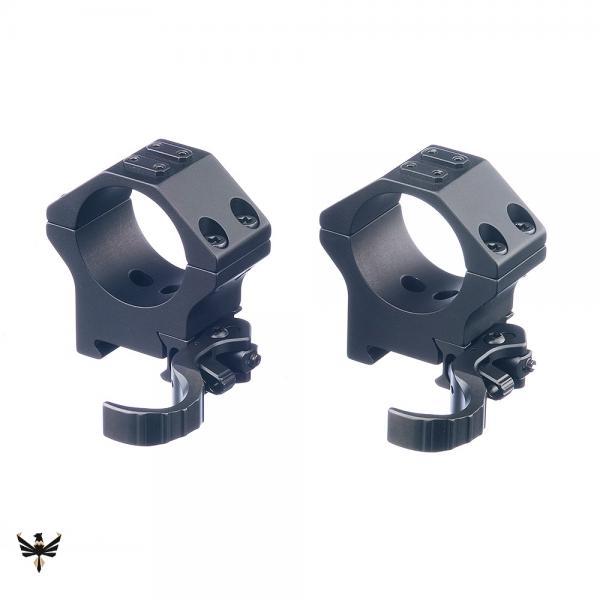 Ringmontage D30mm BH 10mm