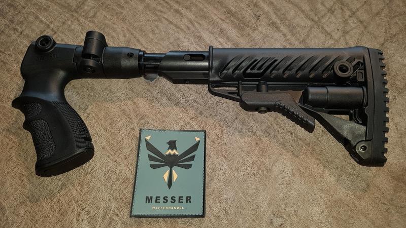 Schulterstütze FKSB-M4 Rem 870