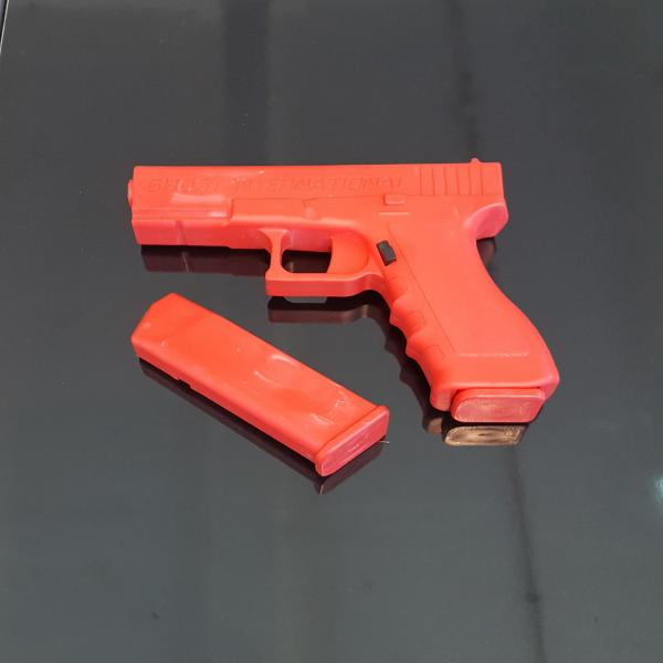 Ghost Glock Trainingswaffe red
