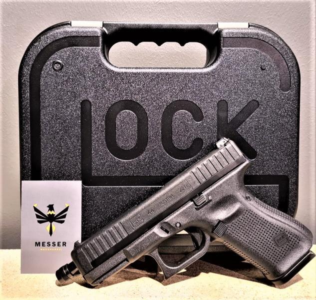 Glock 44 Pistole Kal. 22lfB