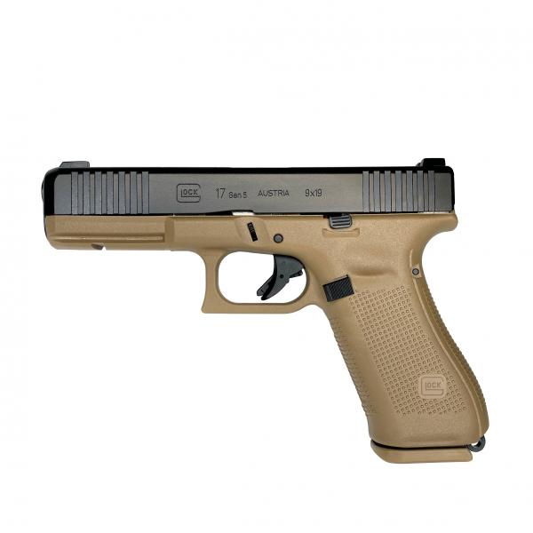 Glock 17 Gen5 FR Coyote