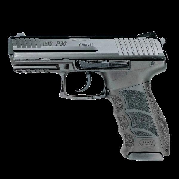 HK Pistole P30 V3 DA/SA Abzug