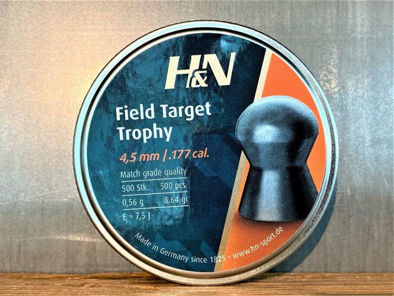 H&N Field Target Trophy 4,5mm