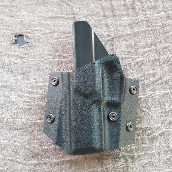 Holsterwerk FAST OWB Glock 17