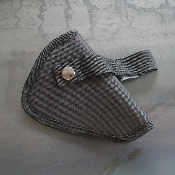 Gürtelholster Nylon schwarz,