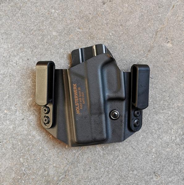 Holsterwerk FAST IWB Glock 26