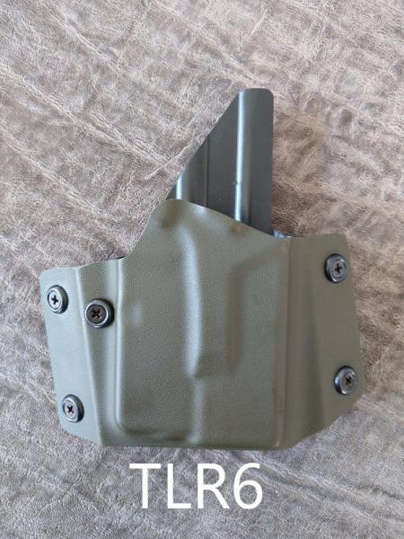 Holsterwerk FAST OWB Glock 26