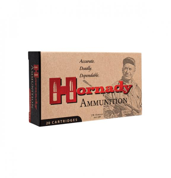 HORNADY 8337 RIFLE AMMO