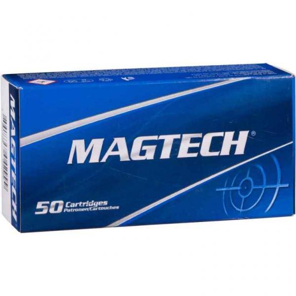 MAGTECH 9mm Luger JSP Flat
