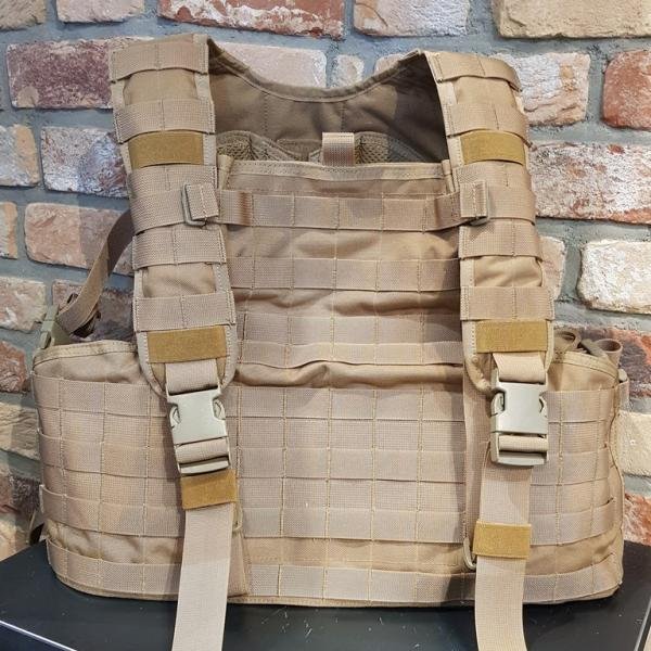 Marom Dolphin Chest Rig coyote