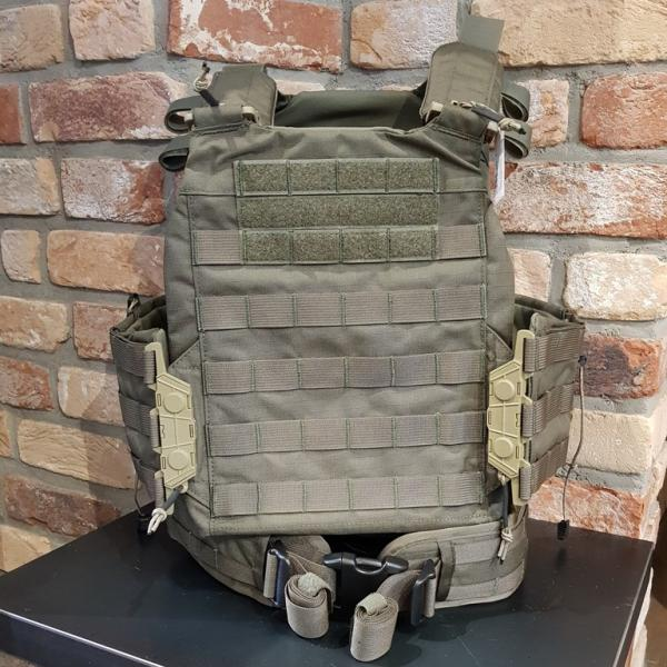 Marom Dolphin X1 Plate Carrier coyote