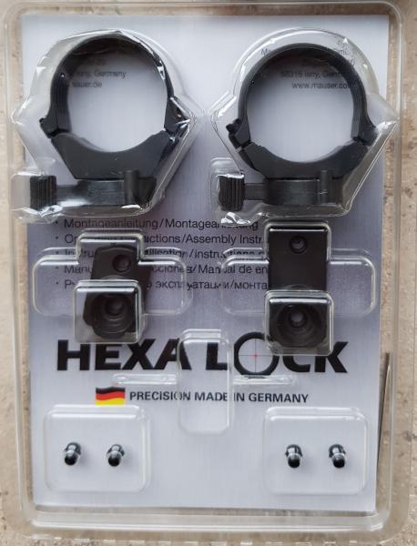 Montage BG HexaLock Ring D30