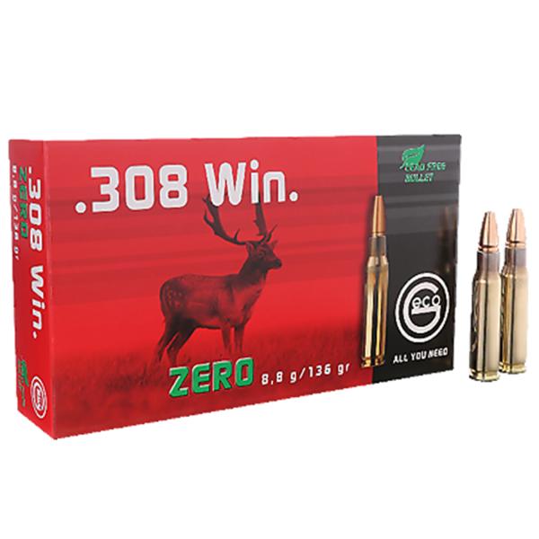 Geco Zero .308 Win. 8,8G 20ER