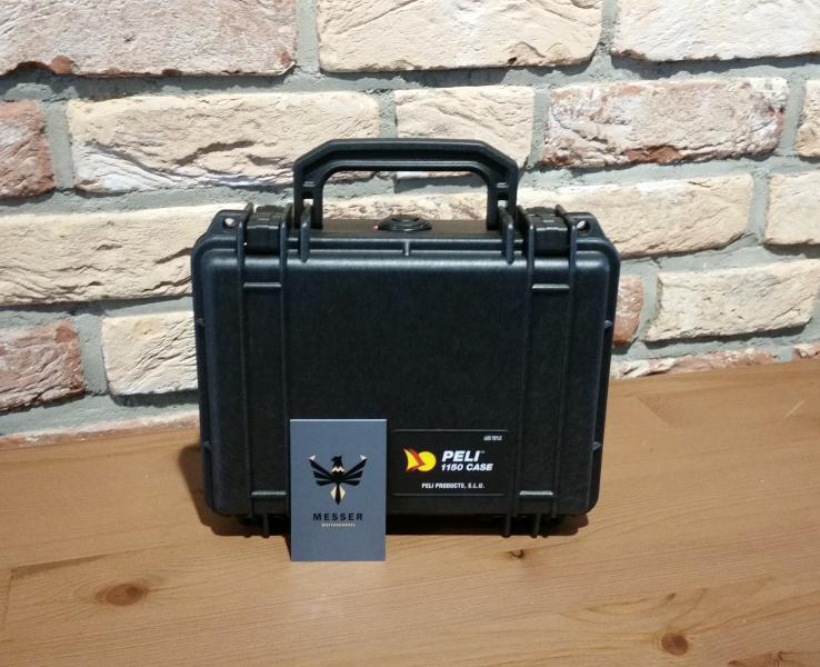 PELI CASE 1150 mit WF-Schaum