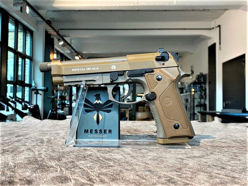 Beretta M9A3 Co2 Pistole BB