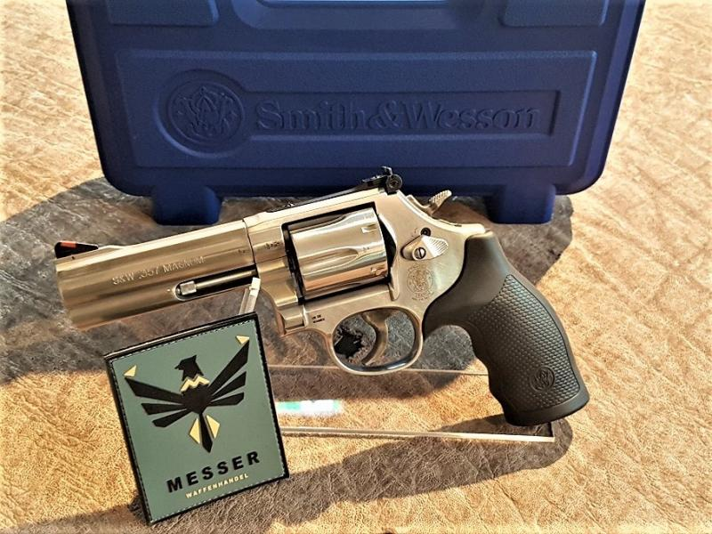 Smith & Wesson Mod. 686 - 4''