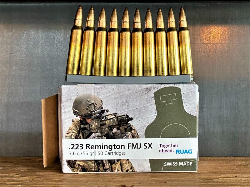 PAT .223 Rem VM SX 3,6G