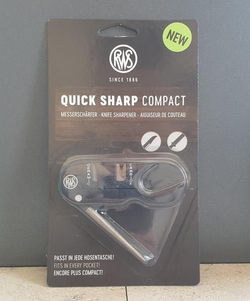 RWS QUICK SHARP COMPAKT