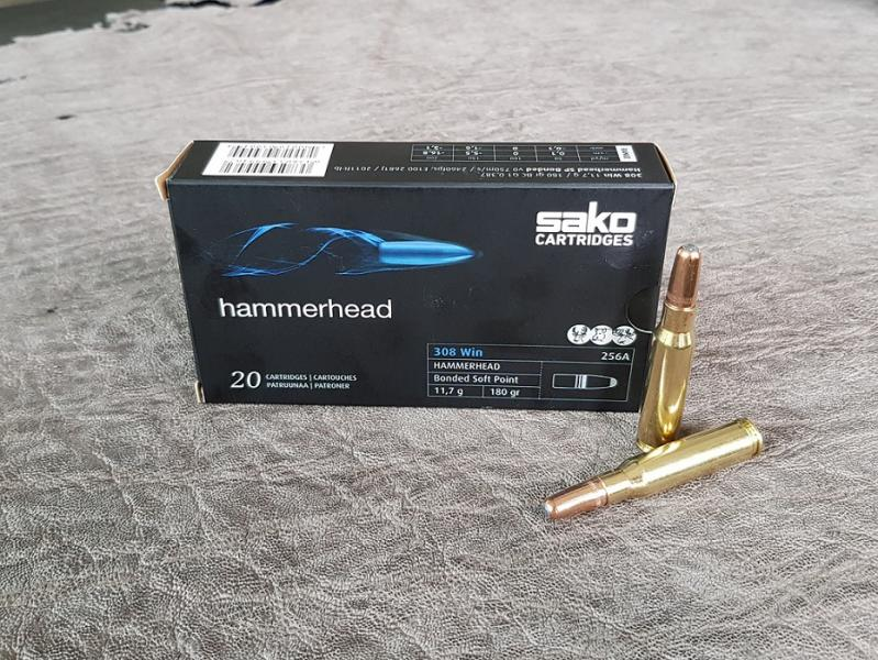 SAKO .308 WIN HAMMERHEAD SP