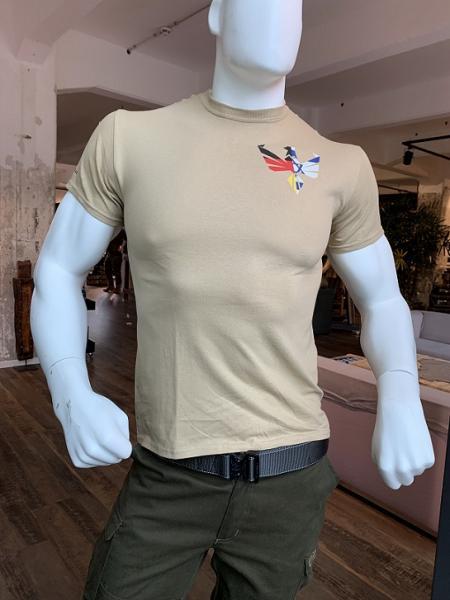 T-Shirt mit Aufdruck Gr. XXL XXL