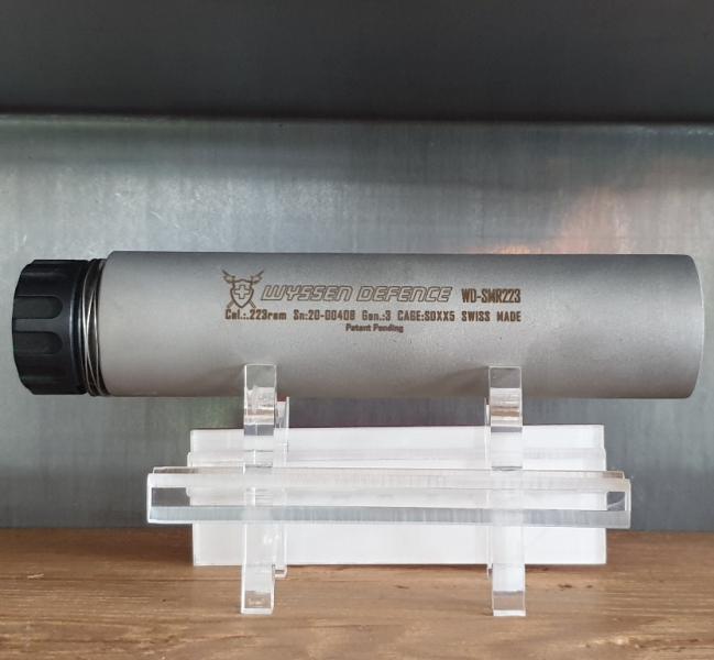 Schalldämpfer WD-SMR223