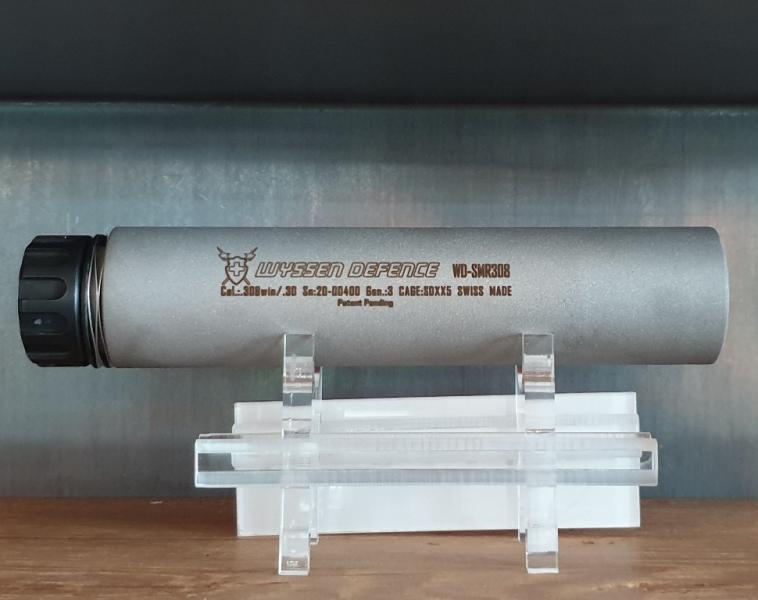Schalldämpfer WD-SMR308