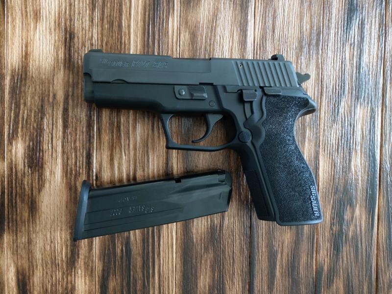 SIG SAUER P227 SAS Gen.2 .45
