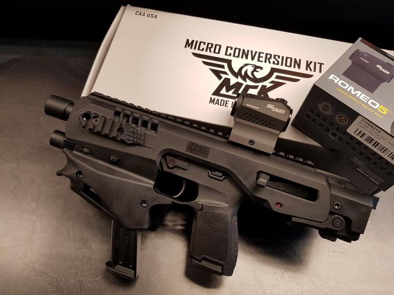 SIG SAUER P320 Compact Kit