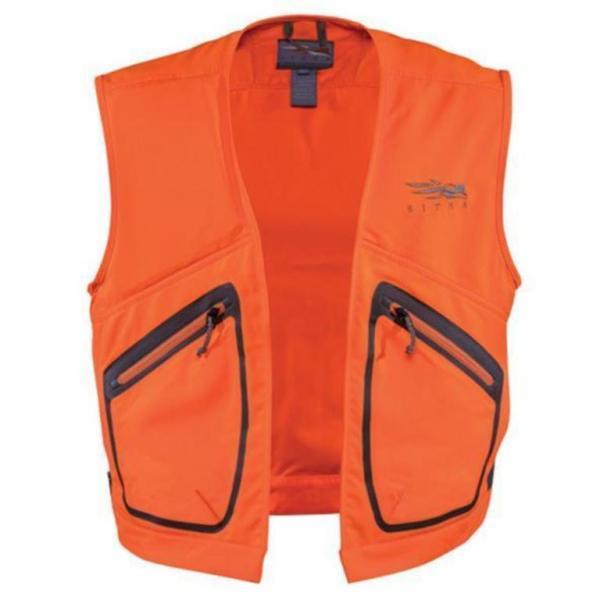 SITKA Gear Ballistic Vest XL | orange
