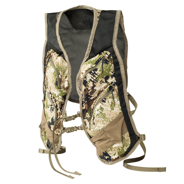 SITKA GEAR Ascent Weste One Size | Subalpine