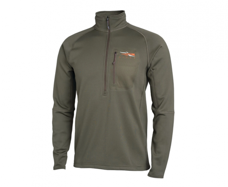 SITKA Heavyweight Zip-T L