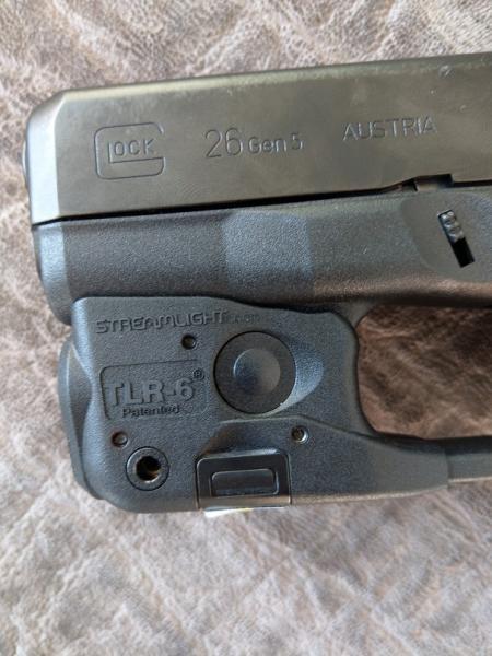 Streamlight TLR-6 Light/Laser
