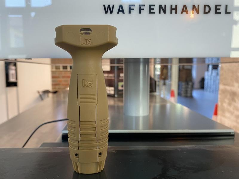Stützgriff f. Mod. MR308/28,