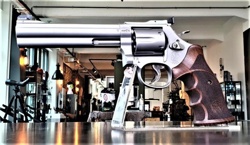 S&W Revolver Mod. 686 TC