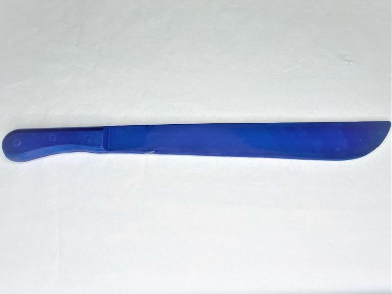 Blue Guns Machete
