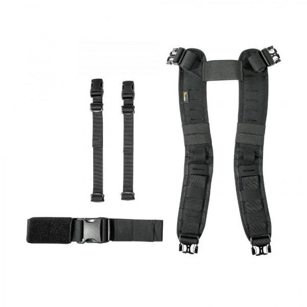 TT Rig Adapter Set schwarz