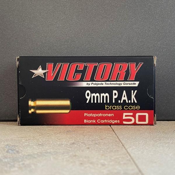 Platzpatronen 9mm P.A.K